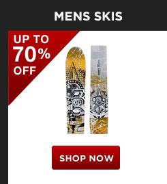Shop Mens Skis
