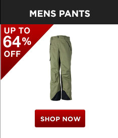 Shop Mens Pants