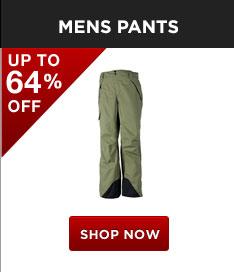 Shop Mens Pants