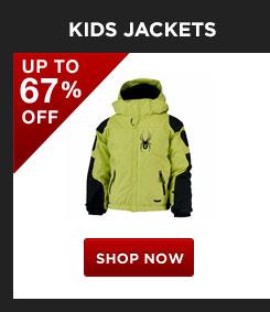 Shop Kids Jackets