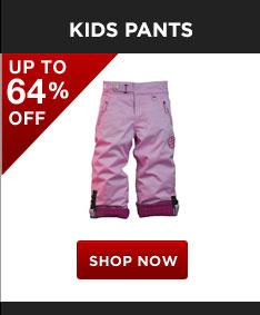 Shop Kids Pants