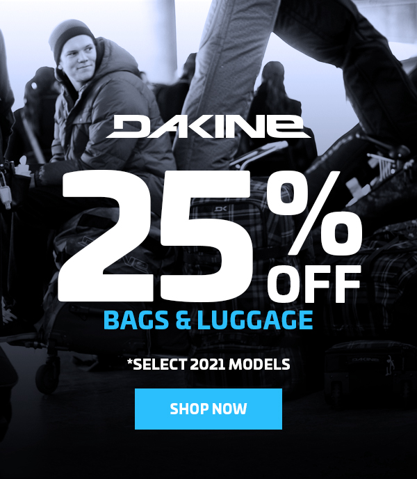 25% OFF Dakine Bags & Luggage