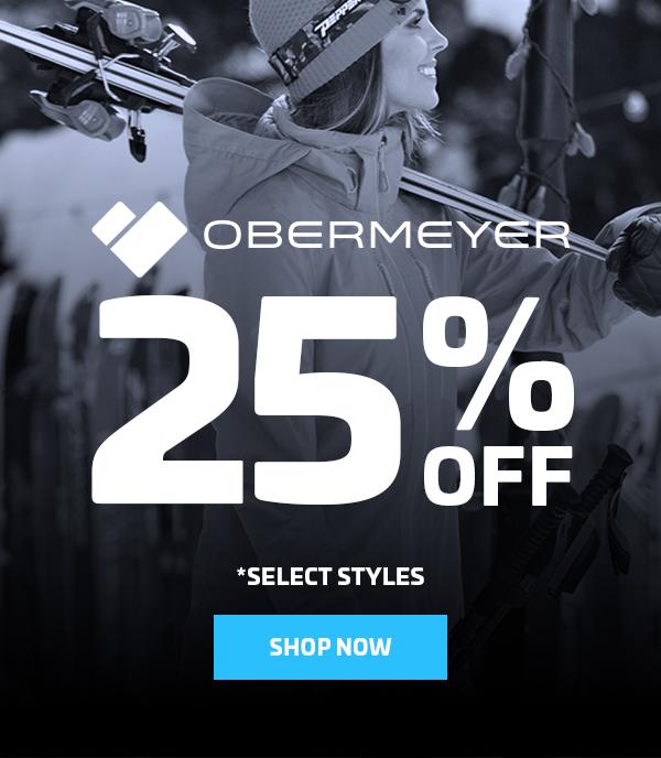 25% OFF OBERMEYER