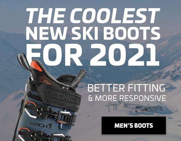 MEN'S 2021 BOOTS