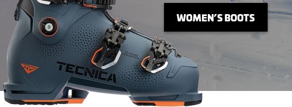 WOMEN'S 2021 BOOTS