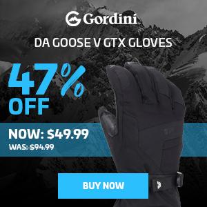 Gordini Da Goose V GTX Gloves 2020