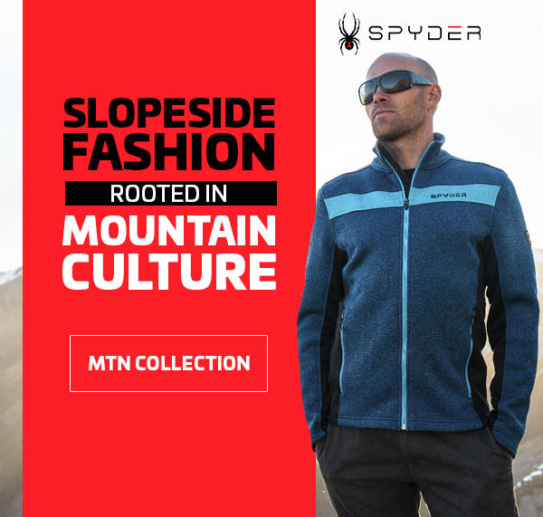 Men's MTN Collection by Spyder