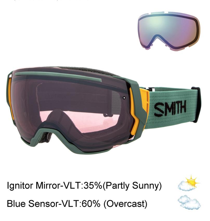 Smith I/O 7 Goggles 2018 Product
